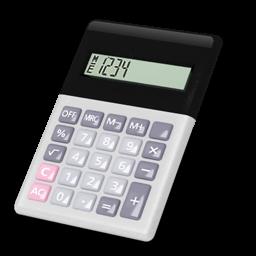 Calculator-Transparent